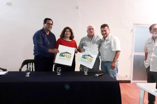 Presentaron en Vera el Concurso Argentino de Pesca del Surubí