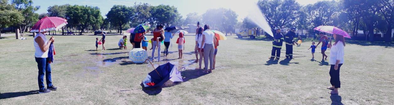 Jornada sensorial y vivencial «Arcoiris, la belleza de lo diferente»